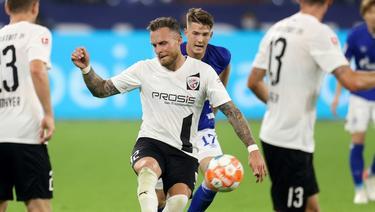 Patrick Schmidt (m.) wird Ingolstadt für einige Wochen fehlen