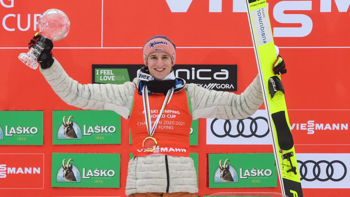 Große Ehre für Karl Geiger