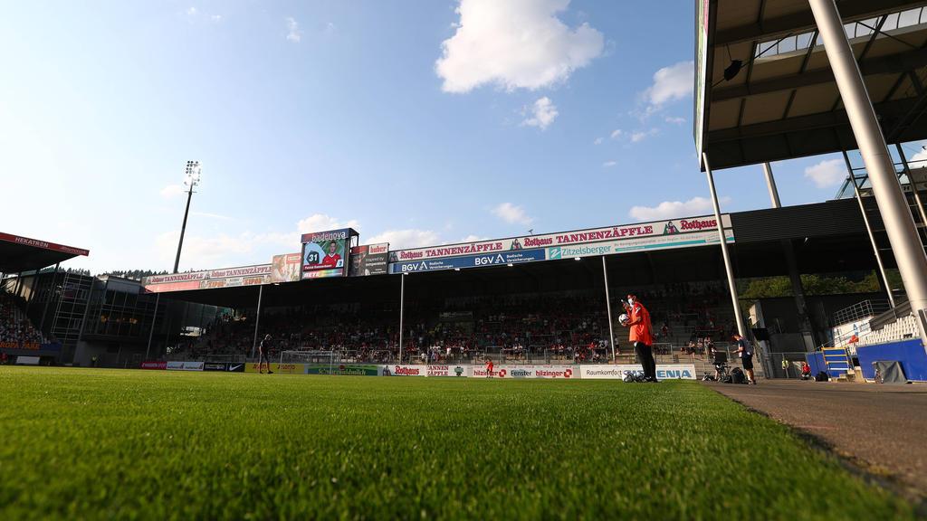 Freiburg verabschiedet sich vom Dreisamstadion