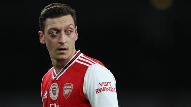 Spielt seit 2013 in der Premier League für den FC Arsenal: Mesut Özil