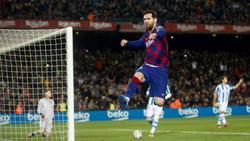 Cha của Messi nói rằng anh ấy có thể ở lại Barca – báo cáo