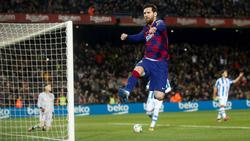 Wieder einmal der Mann des Abends: Lionel Messi