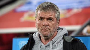 Friedhelm Funkel hat einen Job bei Fortuna Düsseldorf doch nicht ausgeschlossen