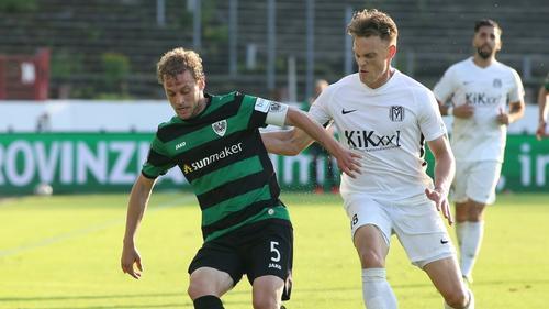 Münster unterlag Meppen am 37. Spieltag mit 0:3