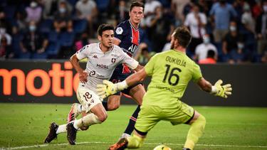 Julian Draxler schoss PSG zum späten Sieg