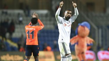 Kevin-Prince Boateng (r.) spielte zuletzt bei Besiktas Istanbul