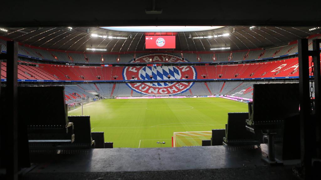 Der FC Bayern muss weiter vor leeren Rängen spielen
