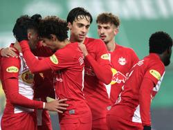 Die Salzburger Mannschaft ist doch coronafrei