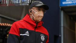 FC Bayern weiter ohne JérômeBoateng