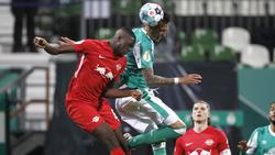 RB Leipzig steht nach dem Sieg gegen Werder im Pokalfinale