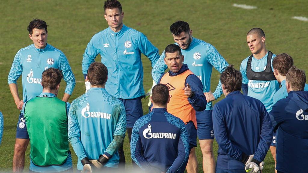 Auf wen setzt Dimitrios Grammozis zukünftig beim FC Schalke 04?