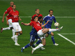 CL-Finale 2008: United vs. Chelsea