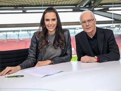 TV-Experte Franz Beckenbauer