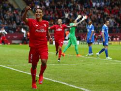 Carlos Bacca ist der Matchwinner des Europa-League-Finals