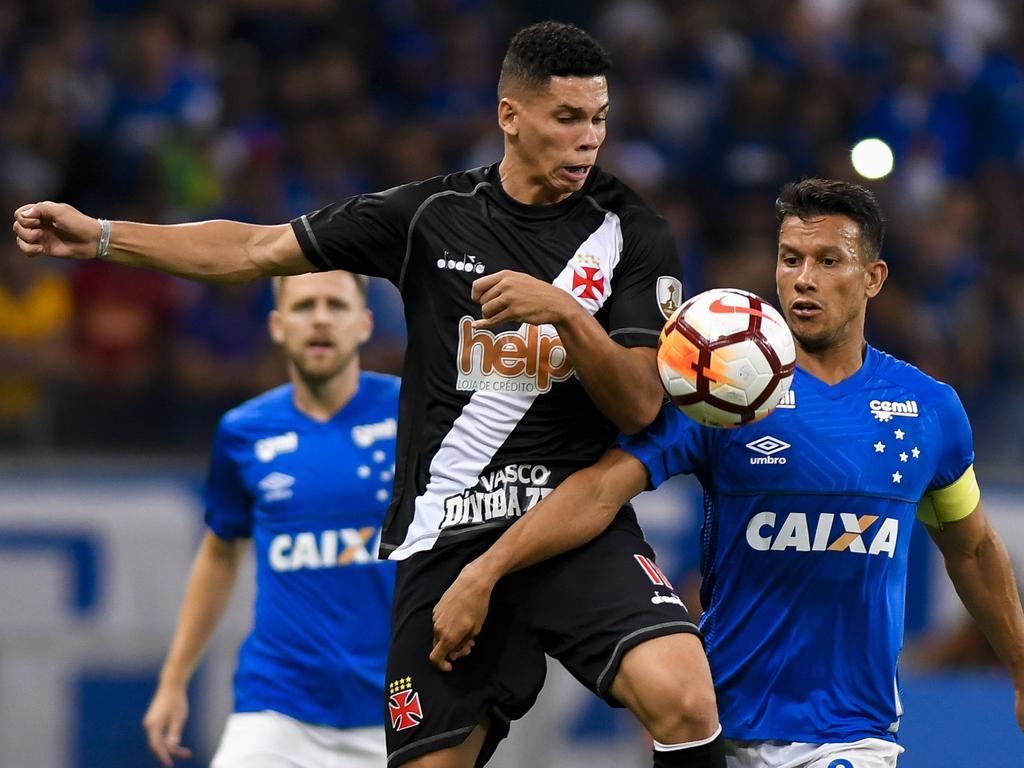 Vasco da Gama y Cruzeiro necesitan la victoria para seguir vivos. (Foto: Imago)