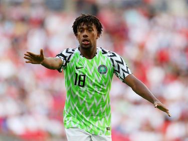 Alex Iwobi und Co. haben die WM-Generalprobe verpatzt