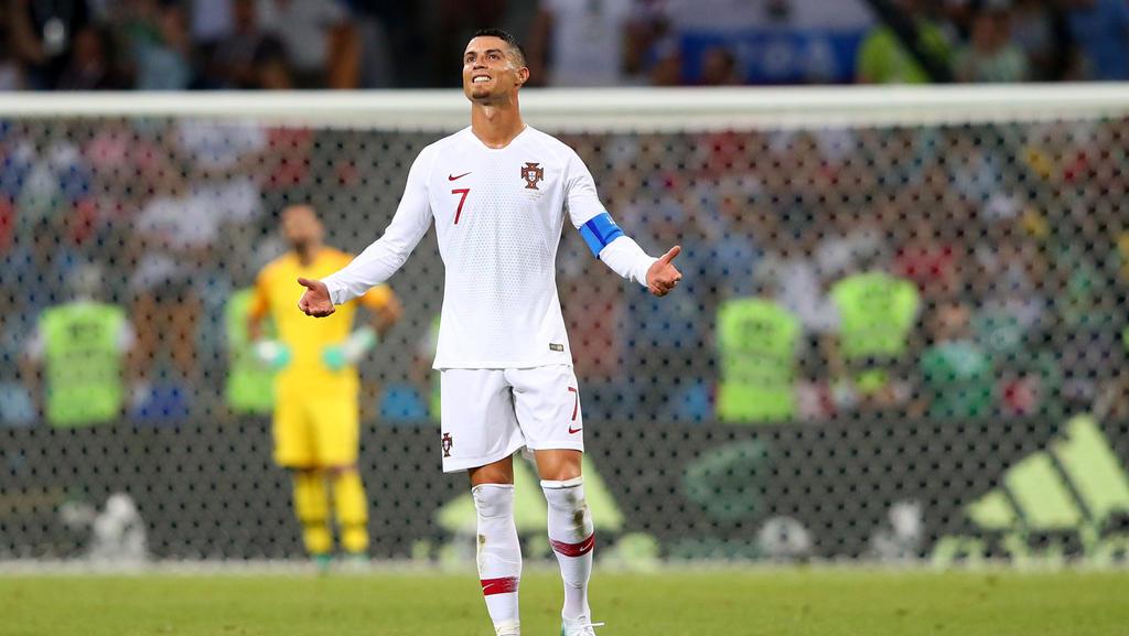 Cristiano Ronaldo hadert mit dem WM-Aus