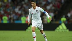 Cristiano Ronaldo soll Montag seinen Vertrag in Turin unterschreiben
