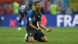 Kylian Mbappé ist der Überflieger des Weltfußballs