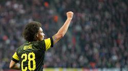 Axel Witsel erzielte den Siegtreffer für den BVB