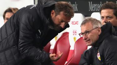 Der VfB Stuttgart sucht weiter nach Verstärkung