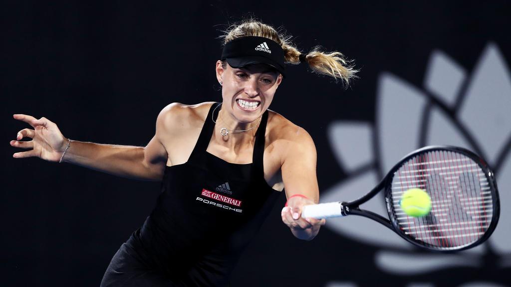 Angelique Kerber scheiterte in Australien im Viertelfinale