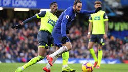 Traumeinstand für Higuain bei Chelsea