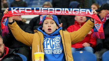 Die Fans des KFC Uerdingen sehen ihre Heimspiel bald möglicherweise in Wattenscheid oder Düsseldorf