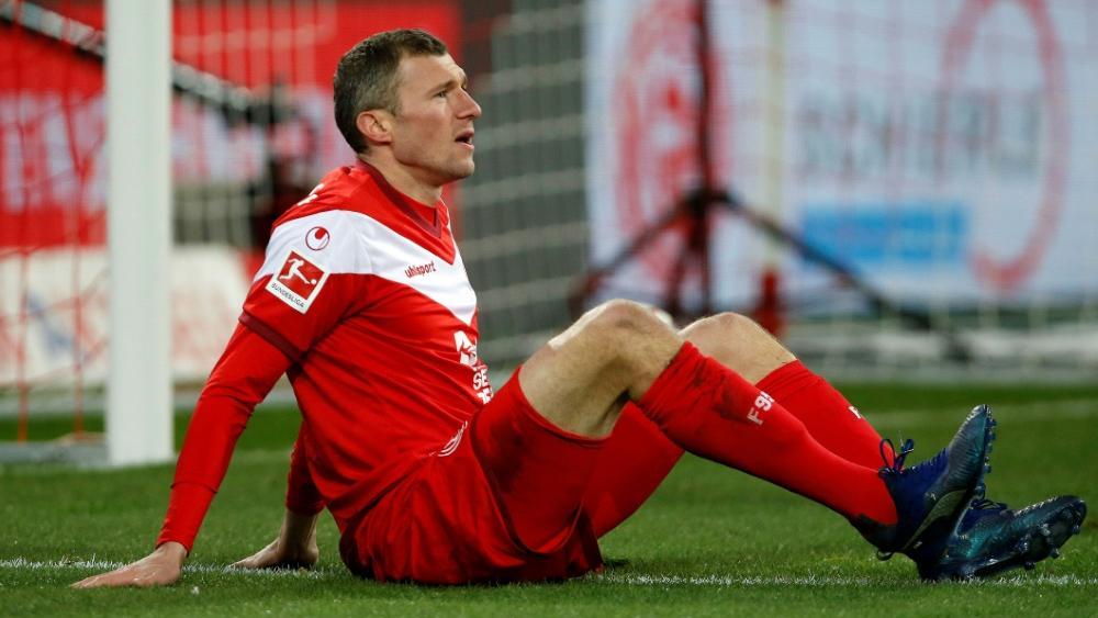Fehlt gegen den FC Bayern: Oliver Fink