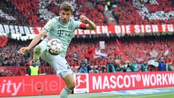Thomas Müller hat Angebote aus dem Ausland vorliegen