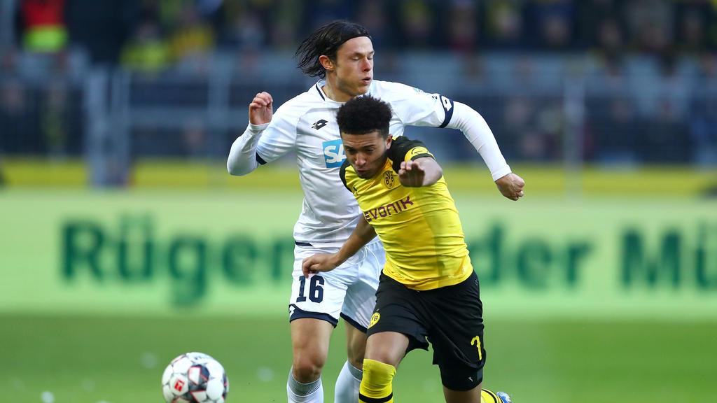 Spielen Nico Schulz und Jadon Sancho in der nächsten Saison zusammen beim BVB?