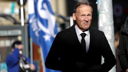 BVB-Boss Hans-Joachim Watzke wünscht dem FC Schalke 04 den Klassenerhalt