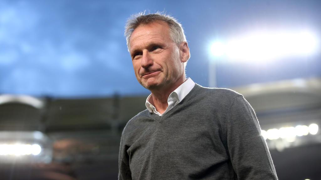 Michael Reschke wird für die Kaderplanung bei Schalke verantwortlich sein
