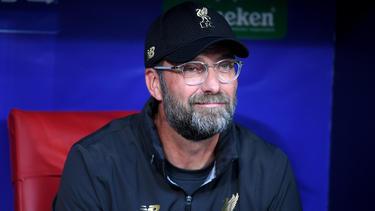 Jürgen Klopp gewann mit dem FC Liverpool zuletzt die ChampionsLeague