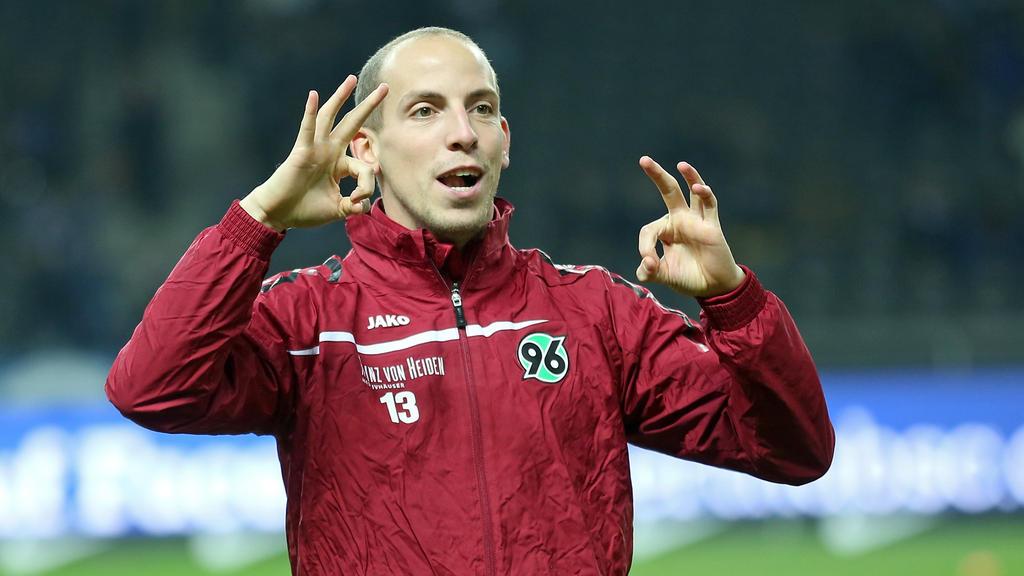 Der ehemalige Bundesliga-Profi Jan Schlaudraff könnte Sportchef beim Absteiger Hannover 96 werden