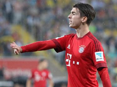 Lucas Scholl verlässt den FC Bayern