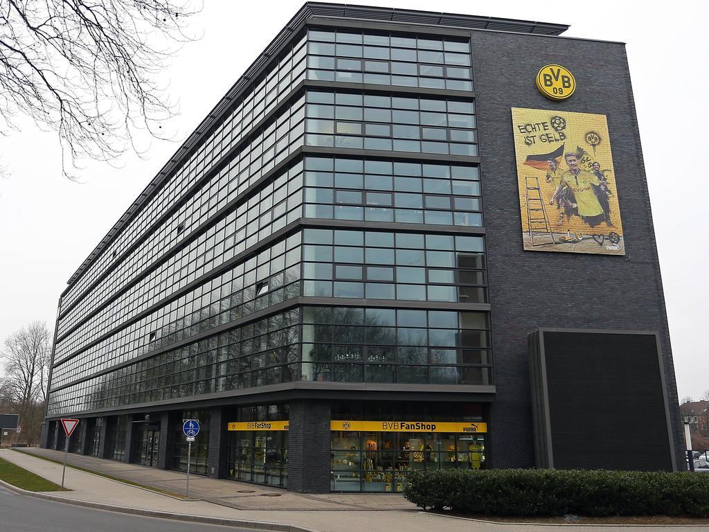 Borussia Dortmund Geschäftsstelle