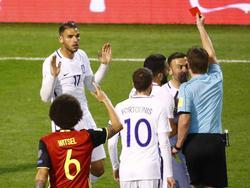 Schiri Felix Brych sorgte für Diskussionsstoff nach der Partie Griechenland-Belgien