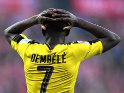 OusmaneDembélé erwischte in München keinen guten Tag