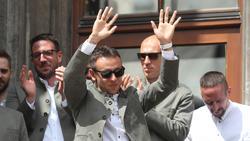 Rafinha musste den FC Bayern im Sommer nach acht Jahren verlassen
