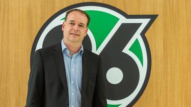 Sebastian Kramer, der Vorstandsvorsitzender von Hannover 96, kommt aus der aktiven Fanszene