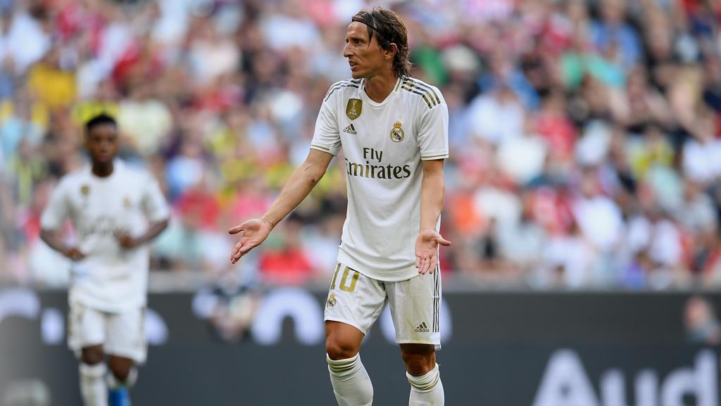 Real Madrid ist vor dem Saisonstart noch nicht in Top-Form