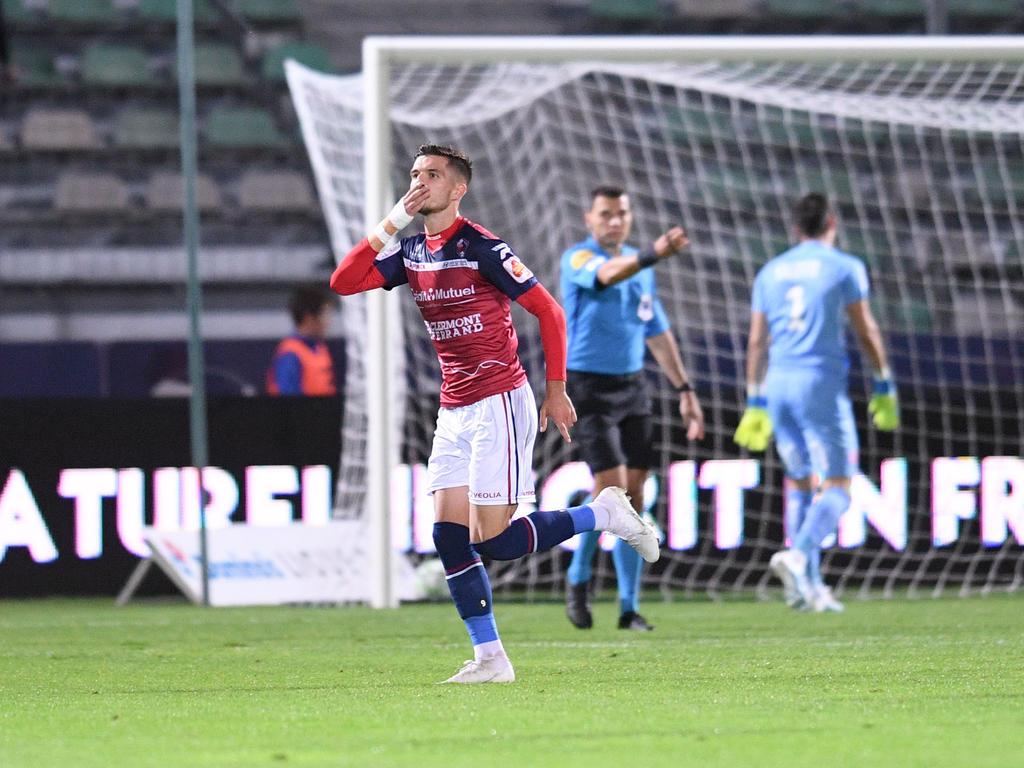 Adrian Grbić hat das siebente Mal zugeschlagen