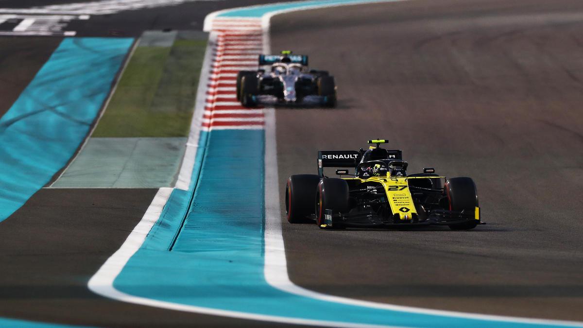 Spannender Kampf um die Punkte im Formel-1-Mittelfeld