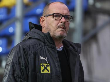 Trainer Martin Scherb sah ein 1:1 seiner Mannschaft.