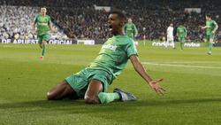 Ex-BVB-Stürmer Alexander Isak glänzte gegen Real Madrid mit zwei Toren