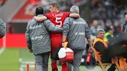 Sven Bender fällt verletzt aus