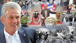 Wird am 9. Mai 75 Jahre alt: Jupp Heynckes