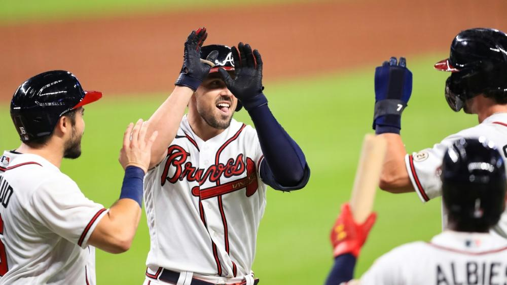 Die Atlanta Braves verpassen knapp einen Rekord
