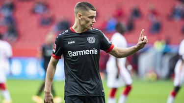 Florian Wirtz steht vor einem neuen U21-Rekord